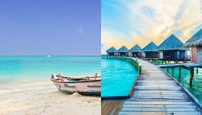 Lakshadweep - Cover