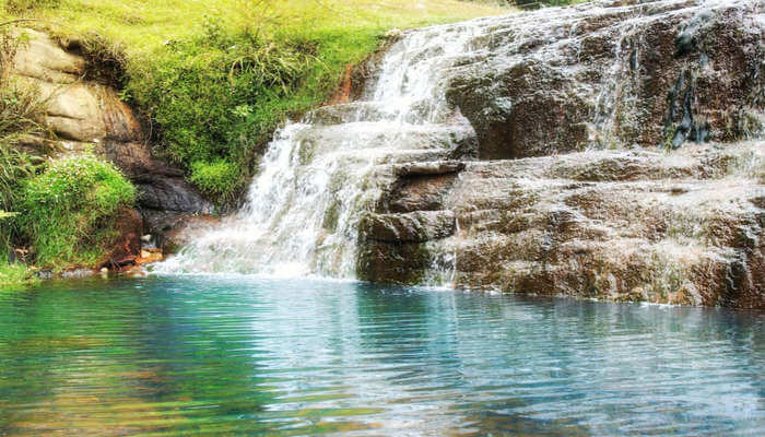 Liril Waterfalls