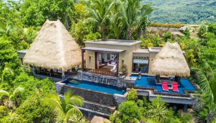best resorts in Seychelle