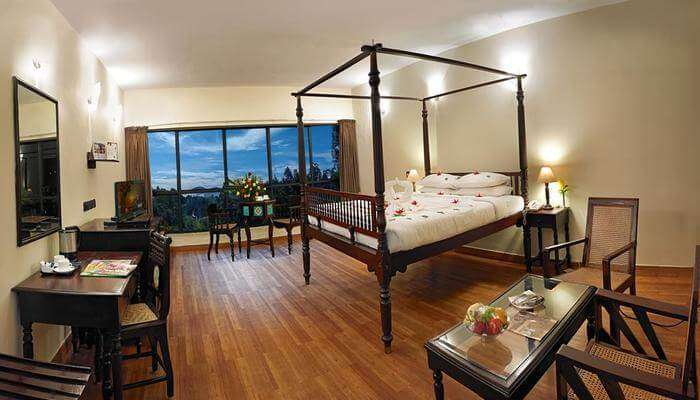 MGM Hill Worth Resort, Coonoor
