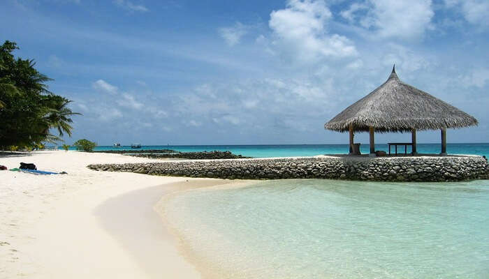 popular place in maldives