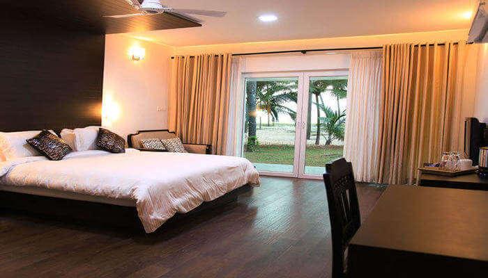 Malabar Ocean Front Resort And Spa