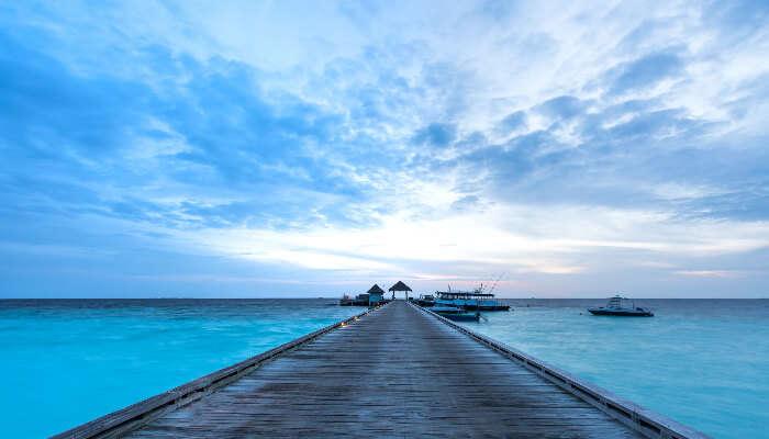 Maldives in Monsoon