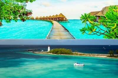 Maldives vs Bahamas Cover