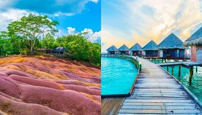 Maldives - Cover