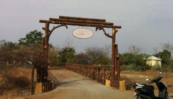 Mayureshwar is one of the smallest wildlife sanctuaries