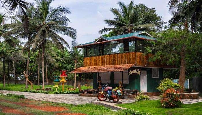 Meenkunnu Beach House By Village Resorts