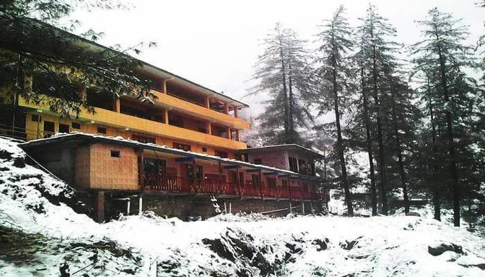 Negi's Nest Hotel