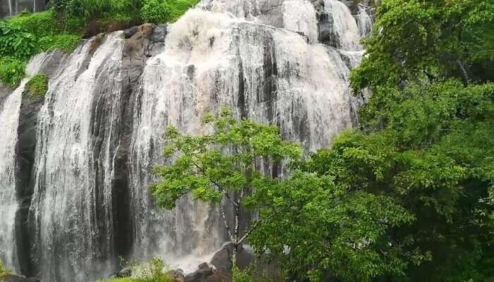 Olakkayam Waterfalls