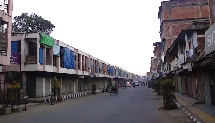 most visited markets in Manipur