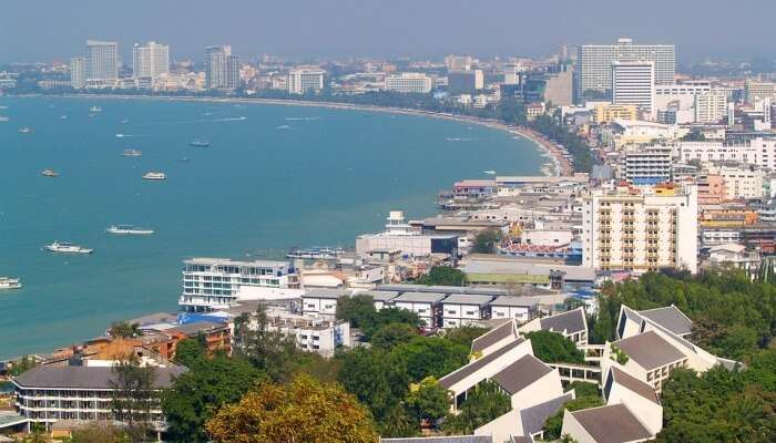 Pattaya is the best place to visit