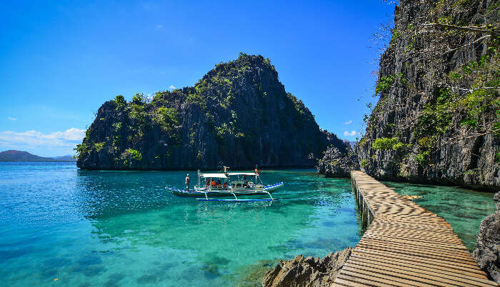 View of Philippines