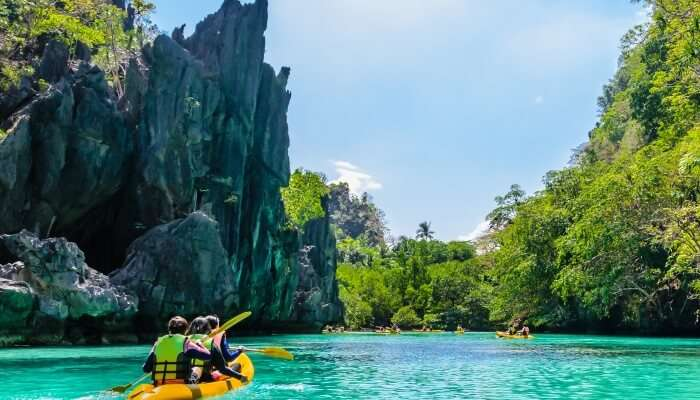 Philippines in November
