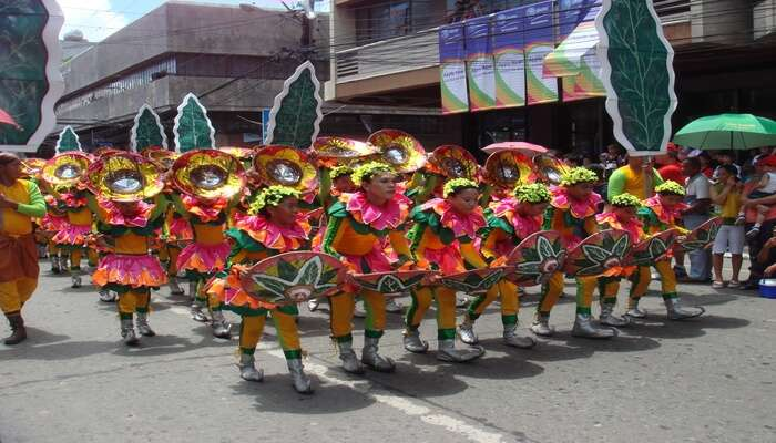 cultural festival of the city