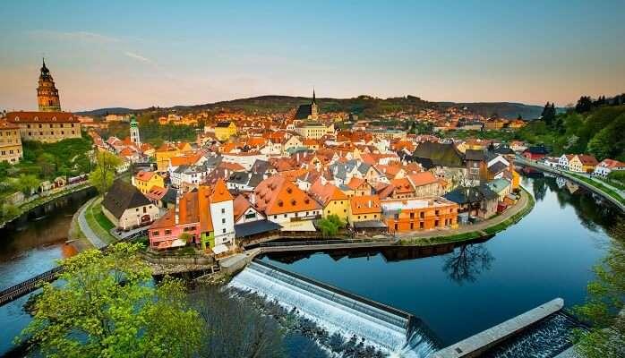 Places Around Prague
