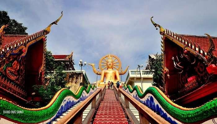 Visit In Thailand