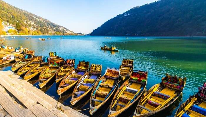 Places to visit in Nainital in May