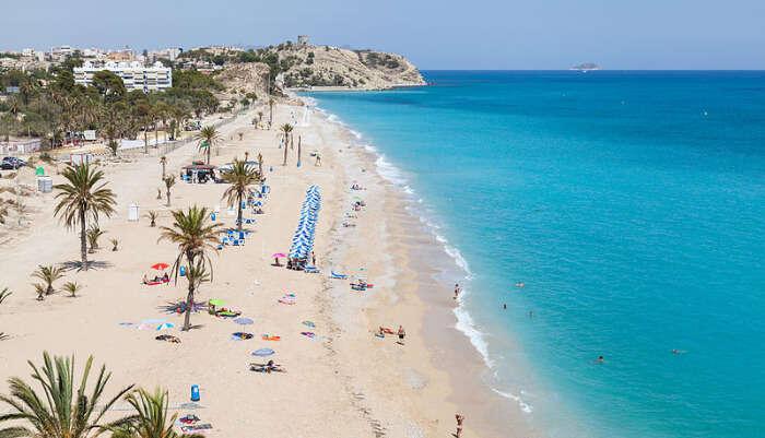Playa Paraiso in Cuba