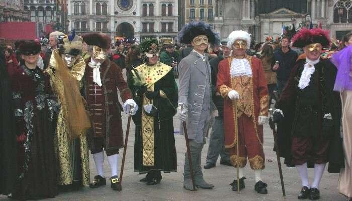 Popular Italian Festivals