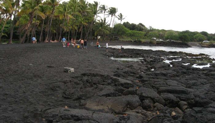 Punaluʻu Beach best place to go