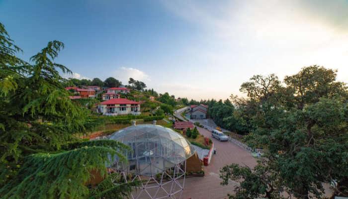 Resorts near Kufri_