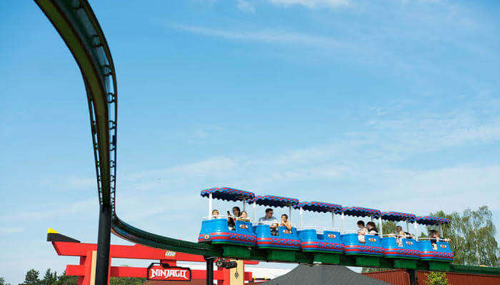 Ride The Sky Train