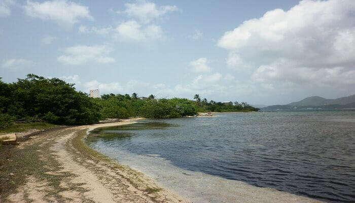 Sandy Ground Beach