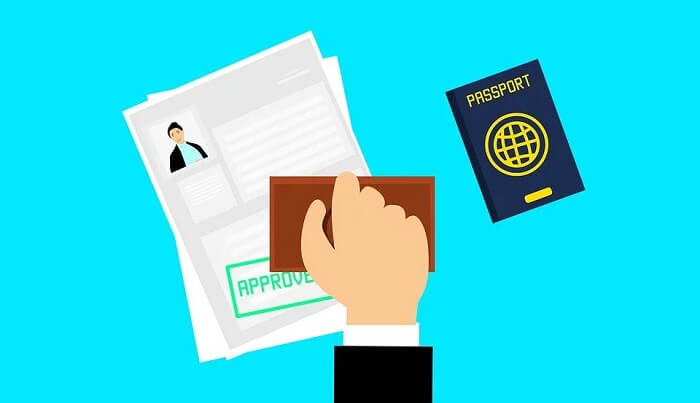 cost for applying the indian visa