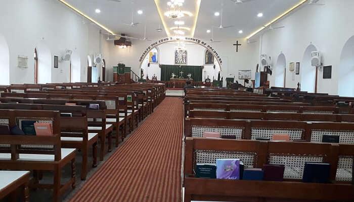 St. Bartholomew's Church in Mysore