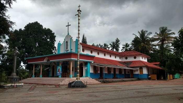 best church in Wayanad