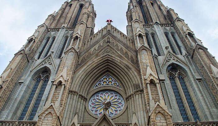 Philomena's Cathedral in Mysore
