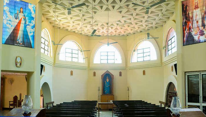 St. Thomas' Church in Delhi