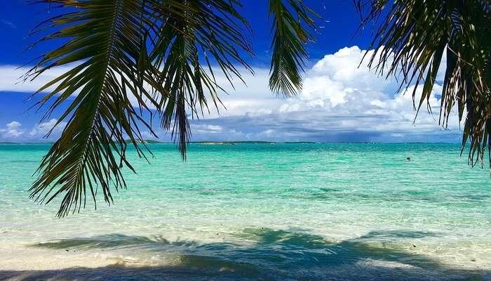 bahamas island view