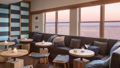 The Carbon Beach Club Restaurant