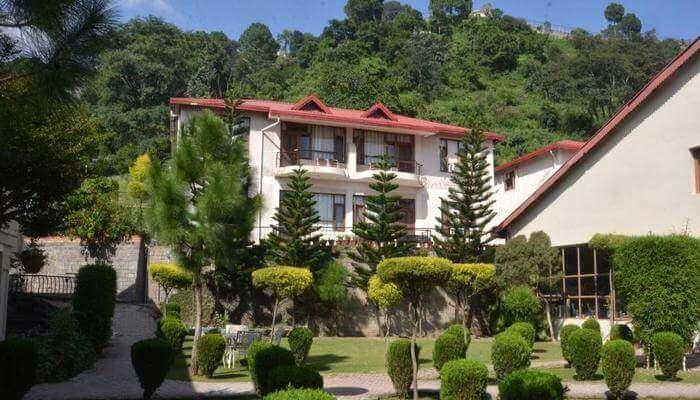The Fern Surya Resort