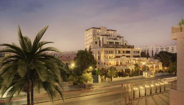 chain of luxury boutique hotels