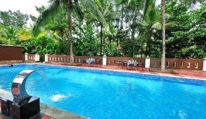 an exquisitely designed resort