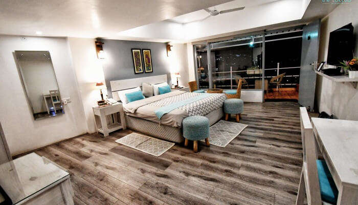 most beautiful hotels near Chopta Uttarakhand