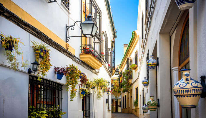 The White Towns of Andalucía