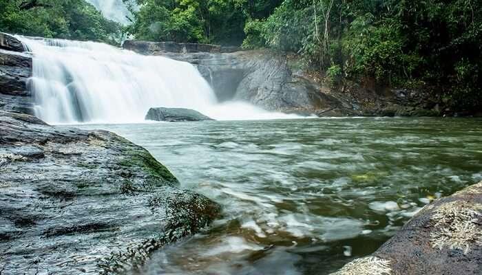 Thommankunthu falls