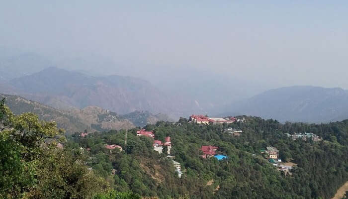 famous tourist spot in Nainital