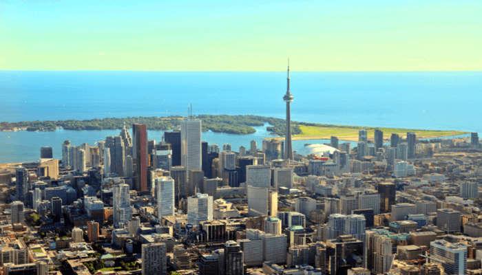 Toronto in Ontario