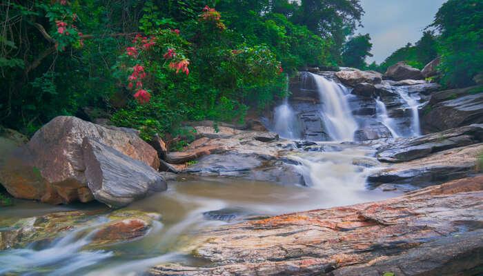 Turga Waterfalls