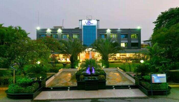 UK's Resort Near Khandala