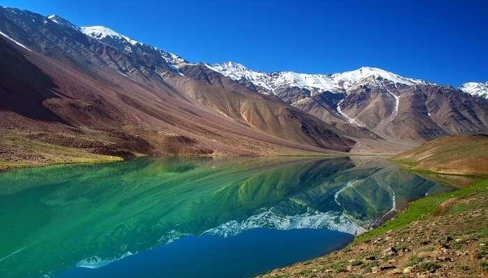 Valleys In Himachal Pradesh - Cover