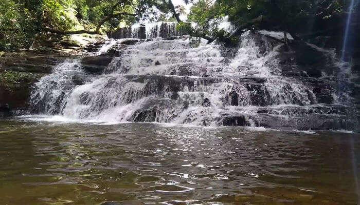 Vattakanal Waterfalls