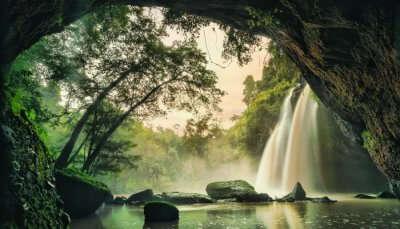 Waterfalls In Araku Valley
