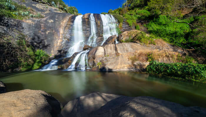 Waterfalls in Chikmagalur