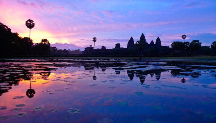 Weather In Cambodia In June