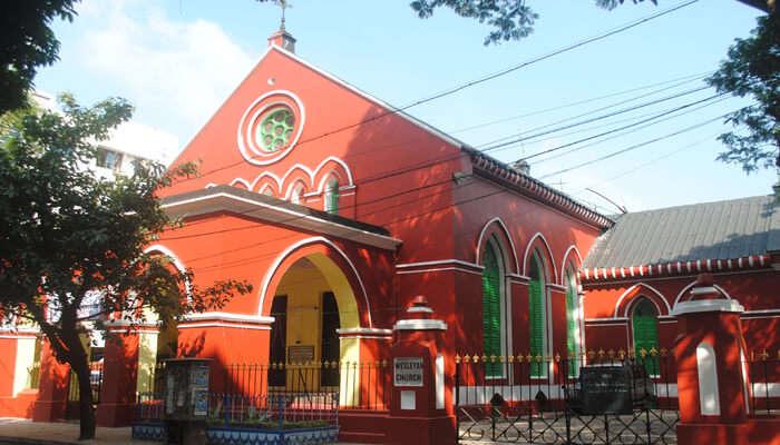 Wesleyan Church